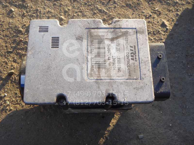Блок ABS (насос) для SAAB 9-3 2002-2012 - Фото №1
