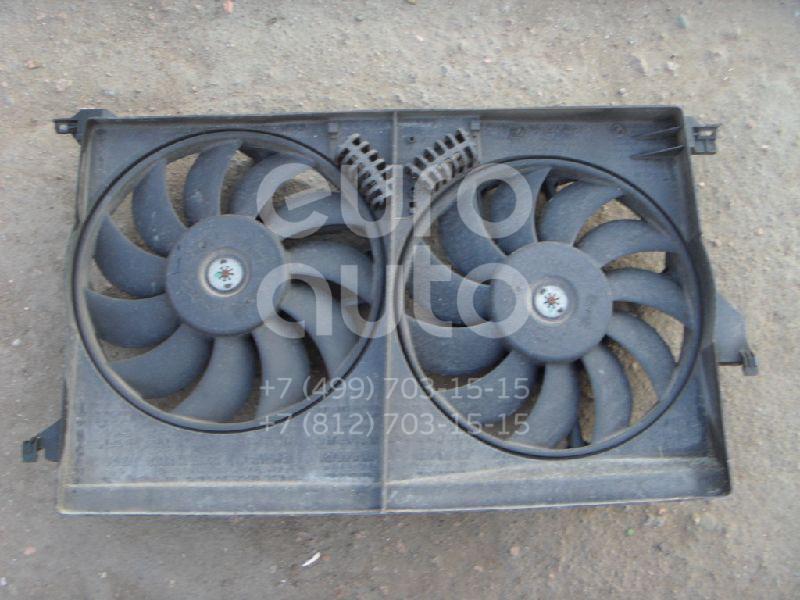 Вентилятор радиатора для SAAB 9-3 2002-2012 - Фото №1