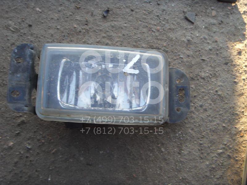 Фара противотуманная левая для Toyota Corolla E12 2001-2006 - Фото №1