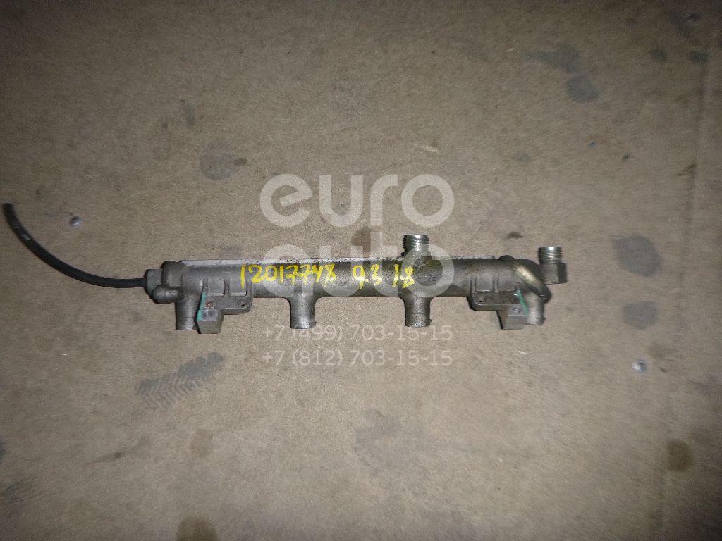 Рейка топливная (рампа) для SAAB 9-3 2002-2012 - Фото №1