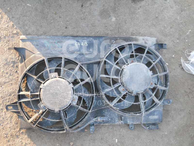 Вентилятор радиатора для SAAB 9-5 1997-2010 - Фото №1