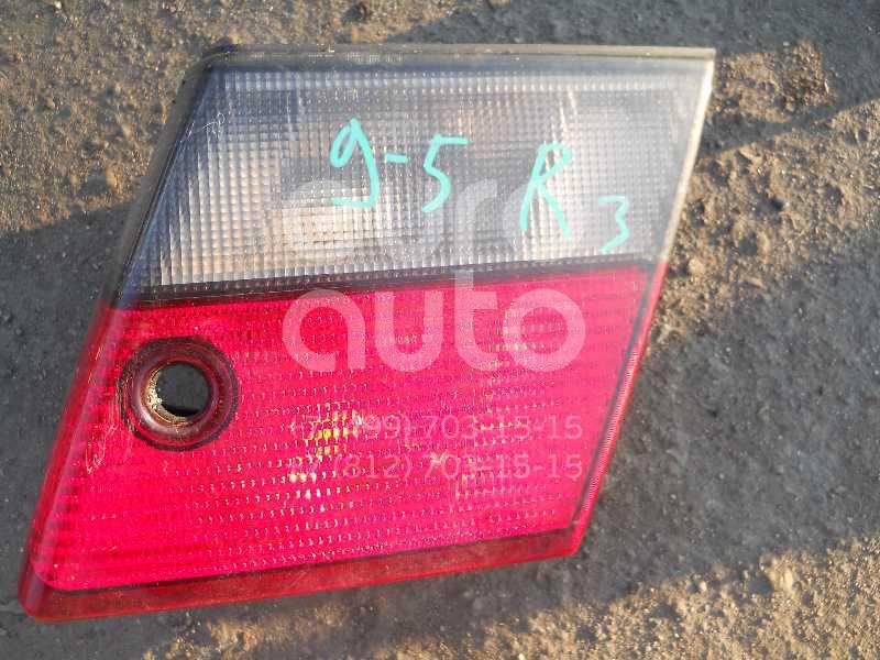 Фонарь задний внутренний правый для SAAB 9-5 1997-2010 - Фото №1