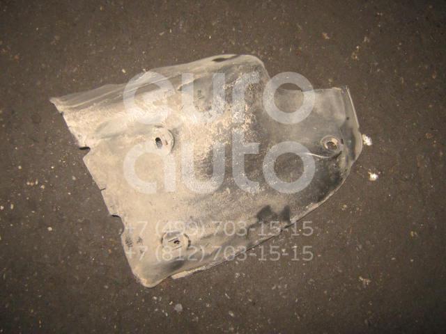 Локер задний правый для Renault Megane II 2002-2009 - Фото №1