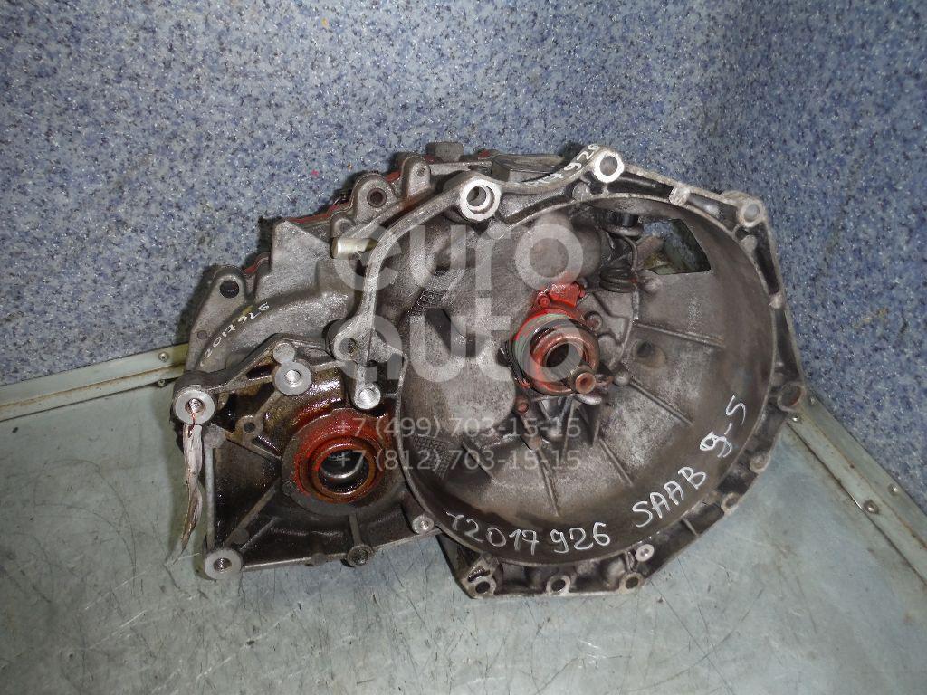 МКПП (механическая коробка переключения передач) для SAAB 9-5 1997-2010 - Фото №1