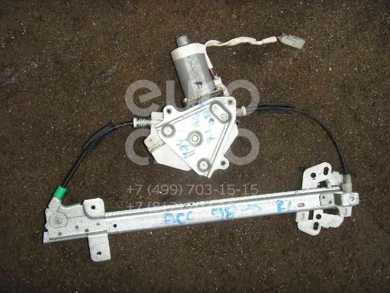 Стеклоподъемник электр. задний левый для Honda Accord VI 1998-2002 - Фото №1