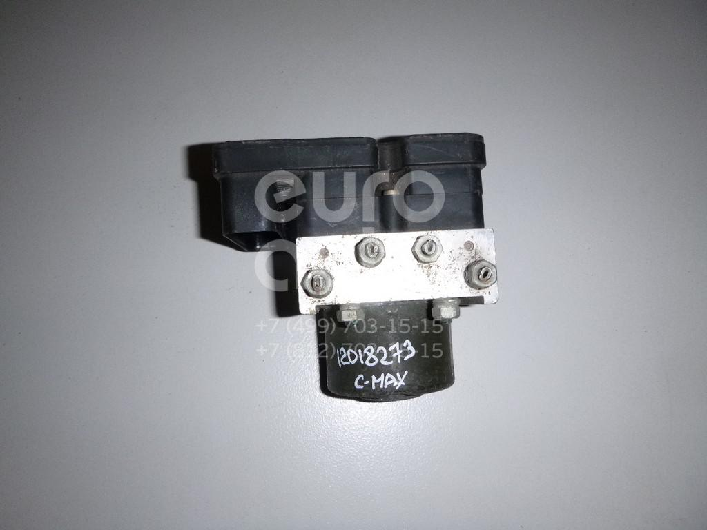 Блок ABS (насос) для Ford C-MAX 2003-2011 - Фото №1