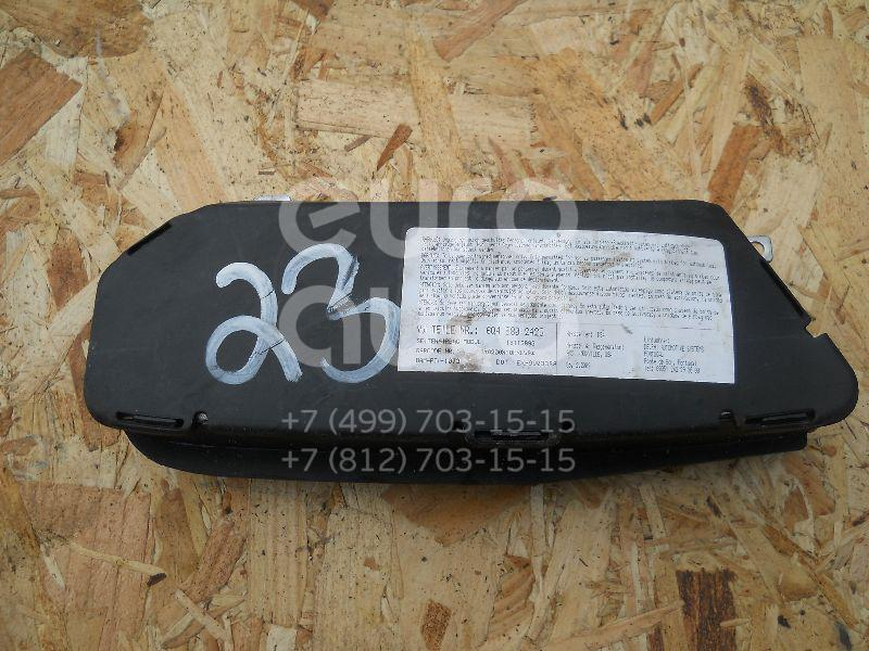 Подушка безопасности боковая (в сиденье) для VW,Seat,Skoda Polo 2001-2009;Caddy III 2004-2016;Ibiza V 2008>;Fabia 2007-2015;Roomster 2006-2015;Cordoba 2002-2008;Ibiza IV 2002-2008;Polo (HB) 2009> - Фото №1