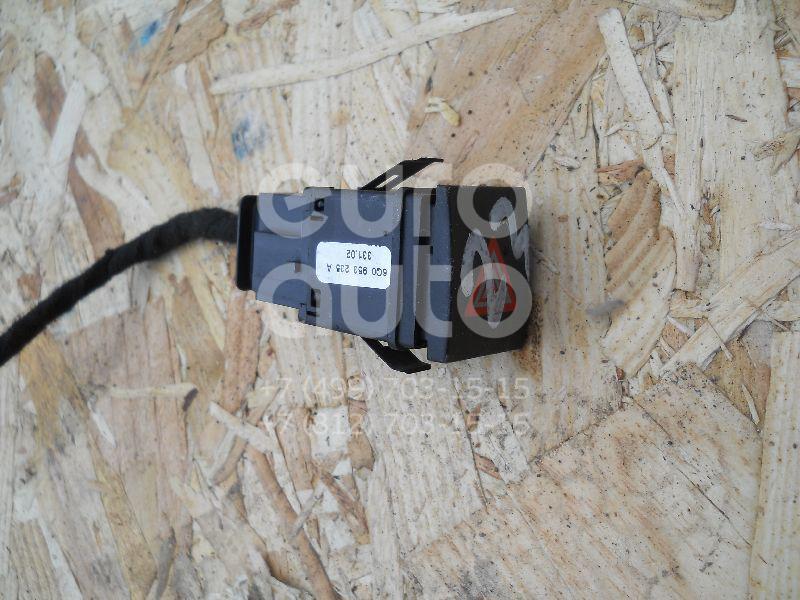 Кнопка аварийной сигнализации для VW Polo 2001-2009 - Фото №1