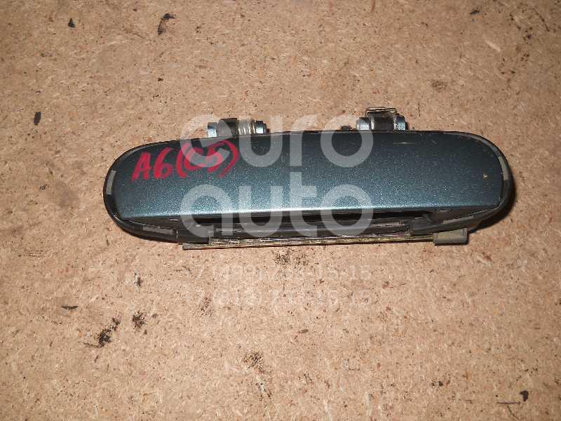 Ручка двери наружная левая для Audi A6 [C5] 1997-2004;A3 (8L1) 1996-2003;A4 [B5] 1994-2001;A8 [4D] 1998-2003 - Фото №1