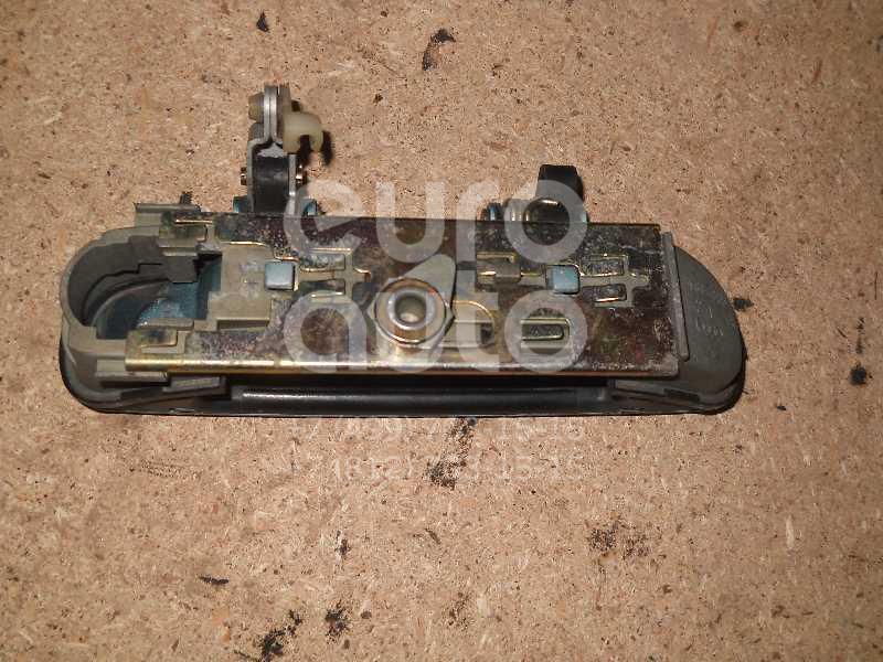Ручка двери наружная левая для Audi A6 [C5] 1997-2004;A3 (8L1) 1996-2003;A4 [B5] 1994-2001;Allroad quattro 2000-2005;A8 [4D] 1999-2002 - Фото №1