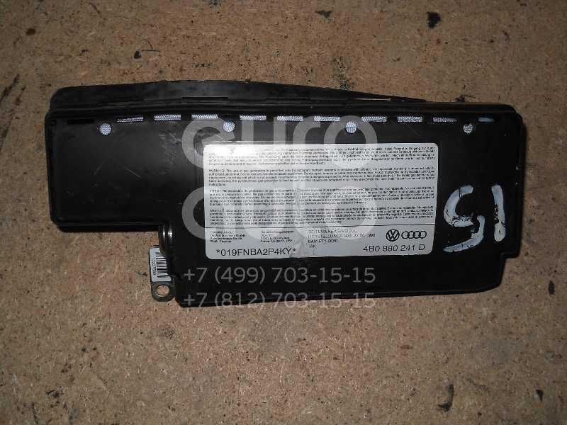 Подушка безопасности боковая (в сиденье) для Audi A6 [C5] 1997-2004;Allroad quattro 2000-2005 - Фото №1