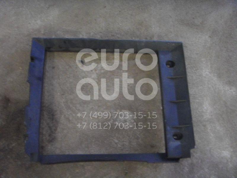 Воздухозаборник (наружный) для Renault Kangoo 1997-2003 - Фото №1