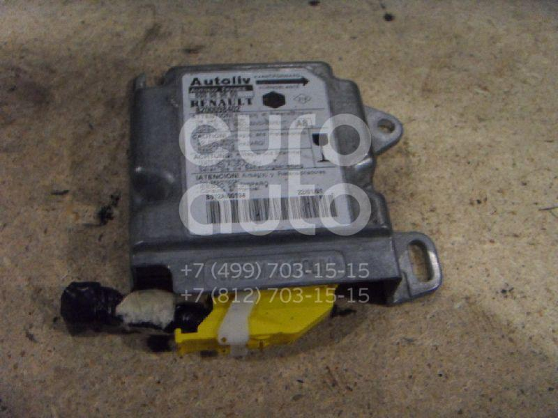 Блок управления AIR BAG для Renault Kangoo 1997-2003 - Фото №1