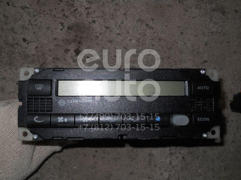 Блок управления климатической установкой для VW Passat [B5] 1996-2000;Golf IV/Bora 1997-2005 - Фото №1
