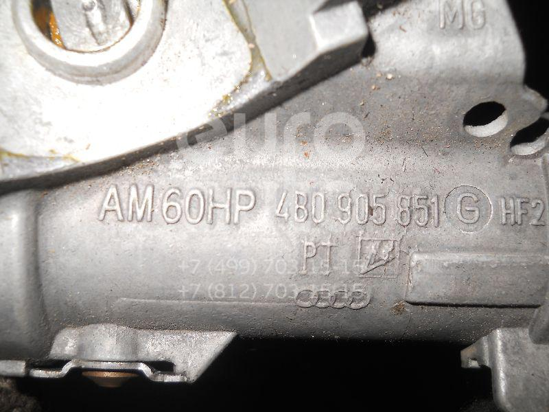 Замок зажигания для VW,Audi Polo 2001-2009;A2 [8Z0] 2000-2005;New Beetle 1998-2010;A4 [B6] 2000-2004;A6 [C5] 1997-2004;Passat [B5] 2000-2005;Transporter T5 2003-2015 - Фото №1