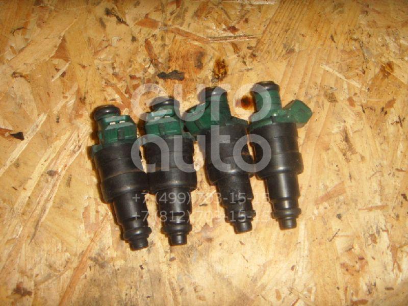 Форсунка инжекторная электрическая для Renault Kangoo 1997-2003 - Фото №1