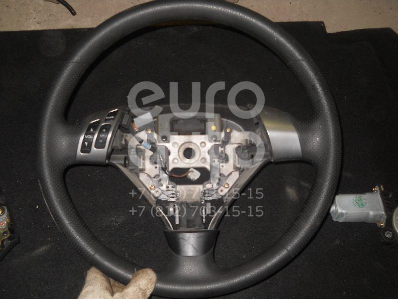 Рулевое колесо с AIR BAG для Honda Accord VII 2003-2008 - Фото №1