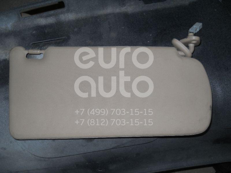 Козырек солнцезащитный (внутри) для Honda Accord VII 2003-2008 - Фото №1