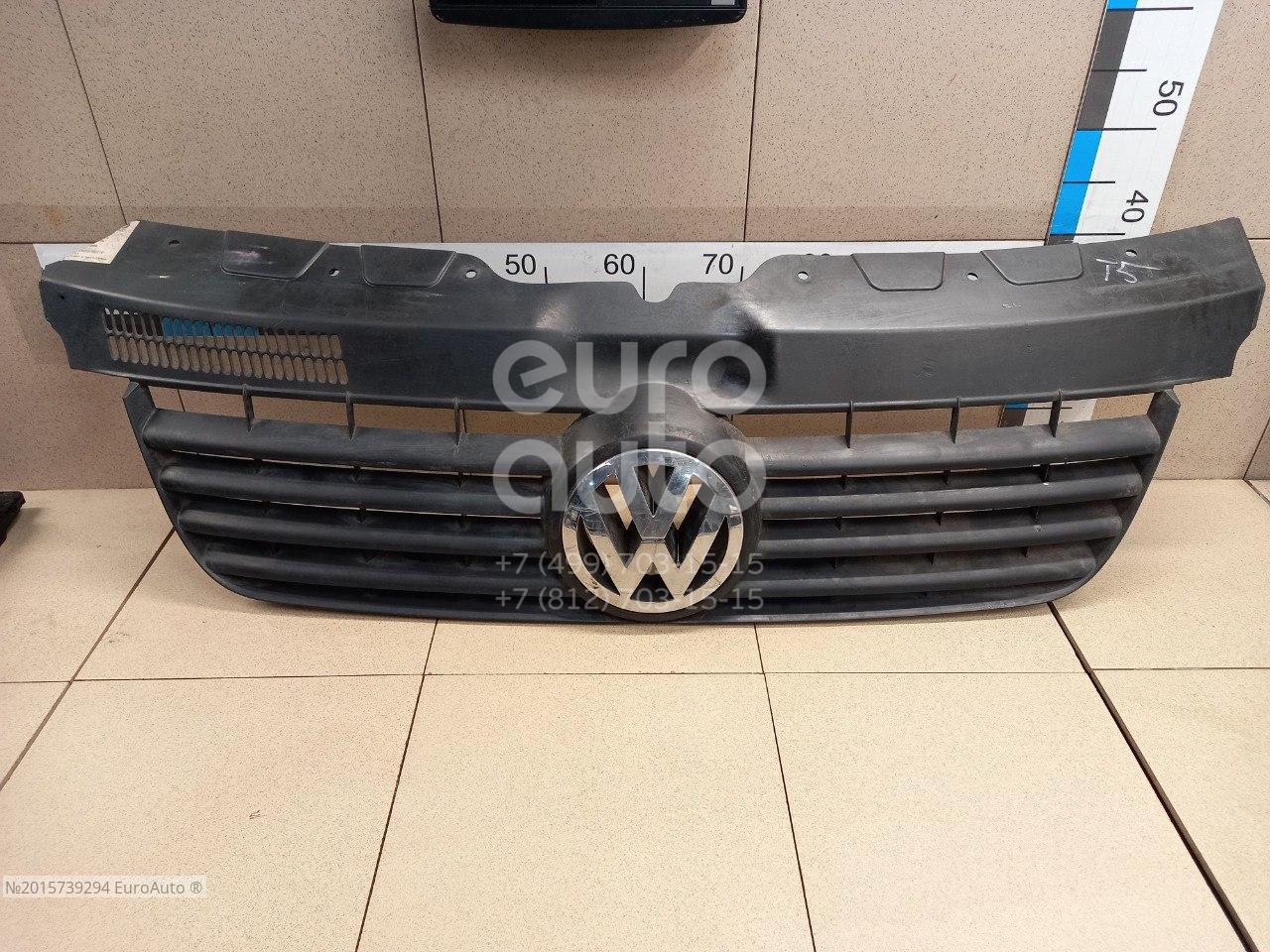 Решетка радиатора для VW Transporter T5 2003> - Фото №1