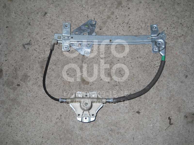 Стеклоподъемник механ. задний левый для Volvo S40 1998-2001;S40 2001-2003 - Фото №1