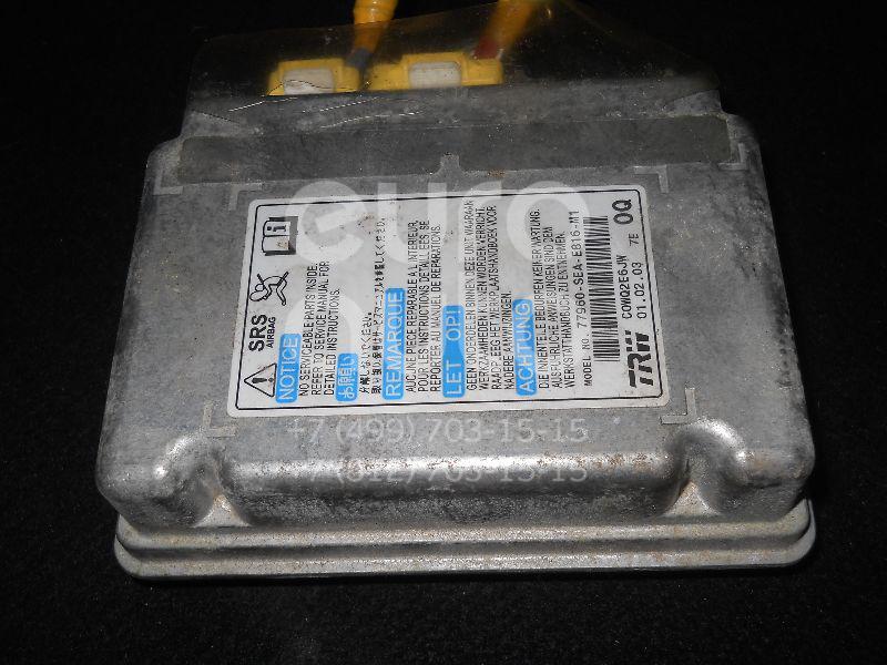 Блок управления AIR BAG для Honda Accord VII 2003-2008 - Фото №1