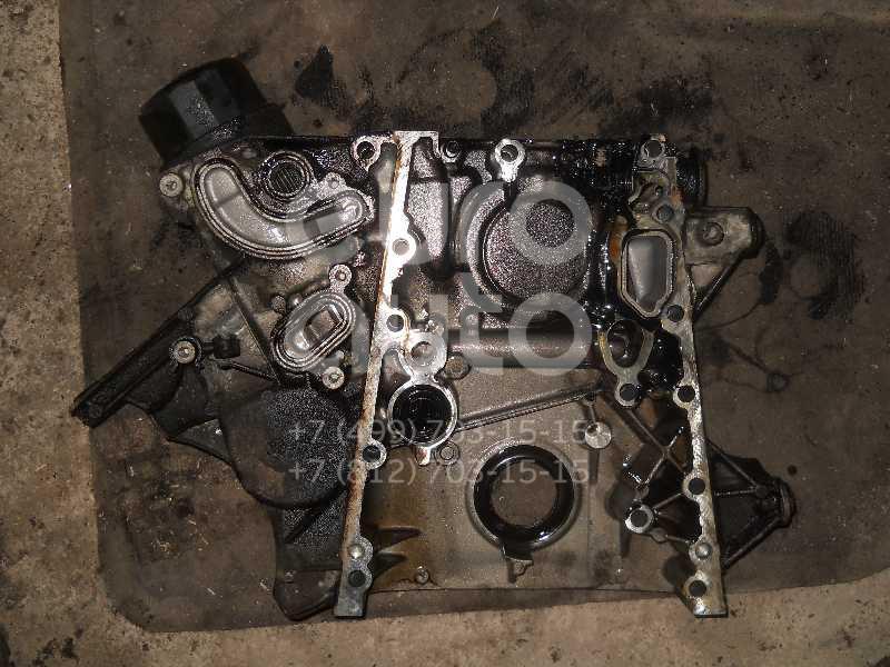Крышка двигателя передняя для Mercedes Benz Vito (638) 1996-2003 - Фото №1