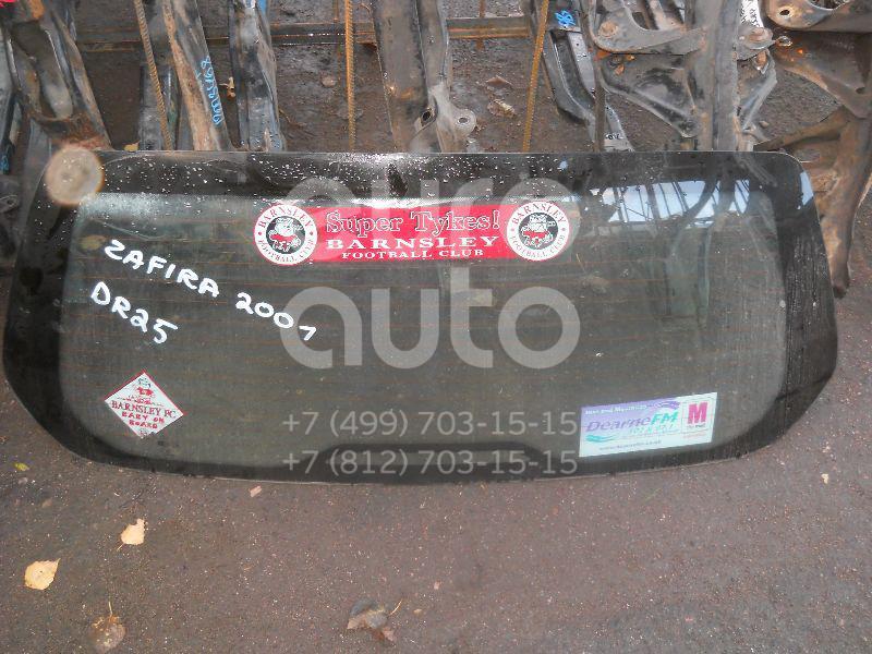 Стекло двери багажника для Opel Zafira (F75) 1999-2005 - Фото №1