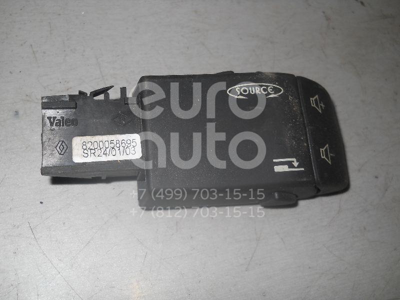 Переключатель подрулевой управления магнитолой для Renault Clio II/Symbol 1998-2008 - Фото №1