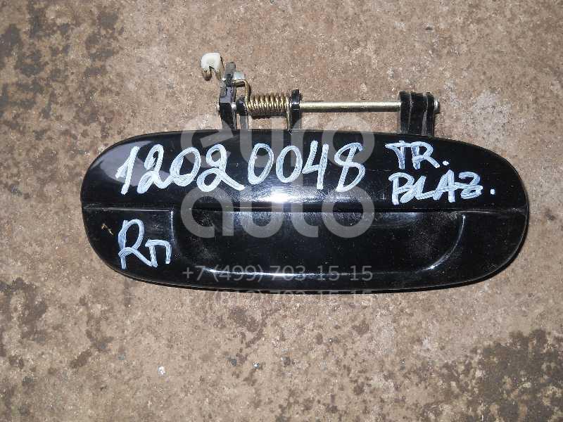 Ручка двери передней наружная правая для Chevrolet Trail Blazer 2001-2010 - Фото №1