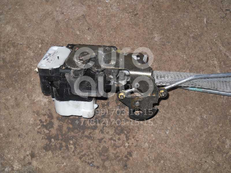 Замок двери передней правой для Chevrolet Trail Blazer 2001-2010 - Фото №1