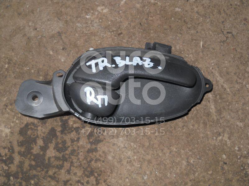 Ручка двери внутренняя правая для Chevrolet Trail Blazer 2001-2010 - Фото №1