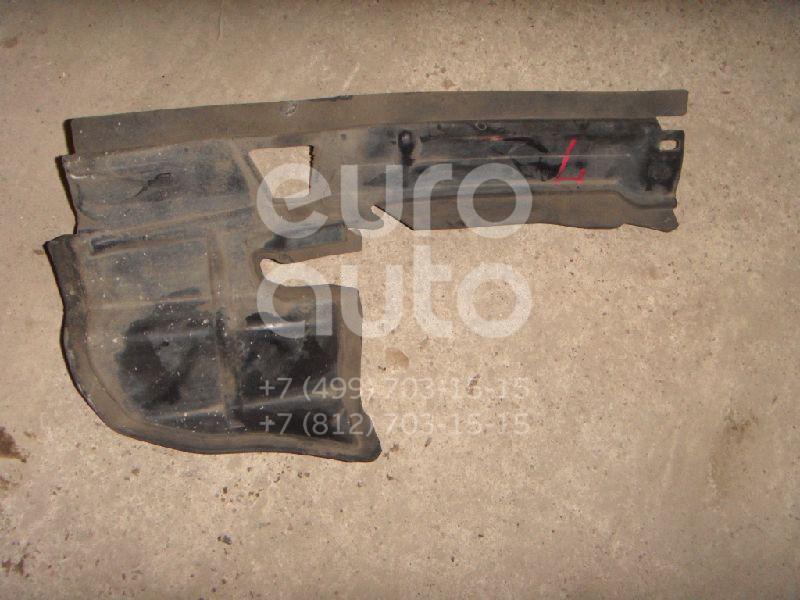 Воздуховод радиатора левый для Chrysler Sebring/Dodge Stratus 2001-2007 - Фото №1