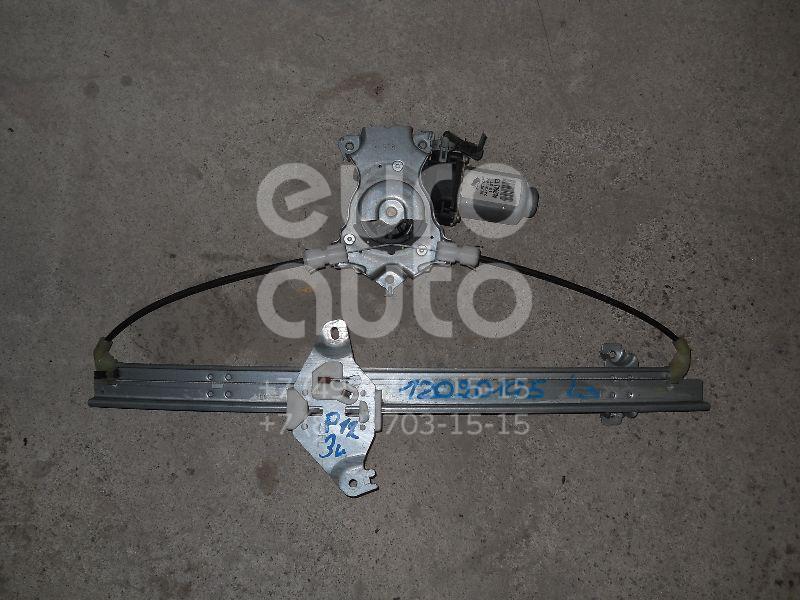 Стеклоподъемник электр. задний левый для Nissan Primera P12E 2002-2007 - Фото №1