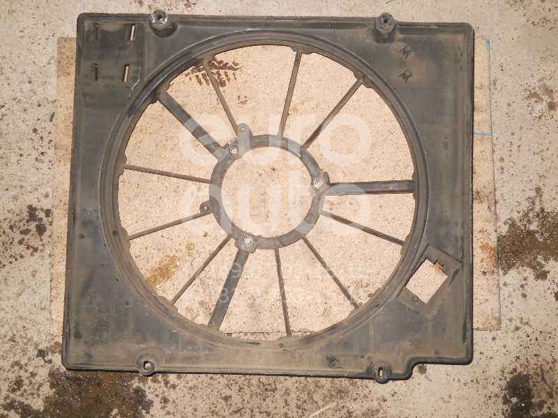 Диффузор вентилятора для Renault Megane 1996-1999 - Фото №1