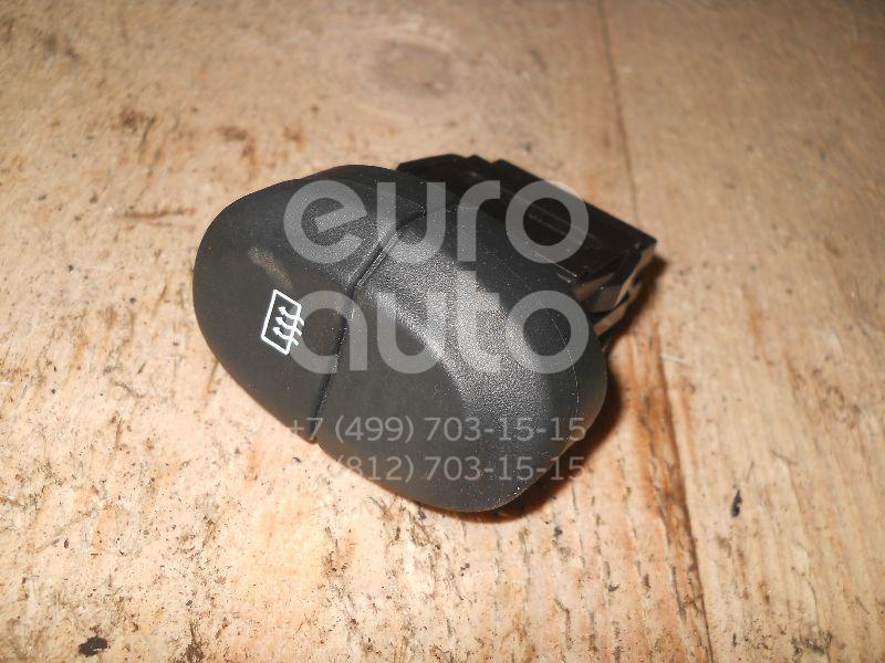 Кнопка обогрева заднего стекла для Renault Megane I 1996-1999;Megane I 1999-2002 - Фото №1
