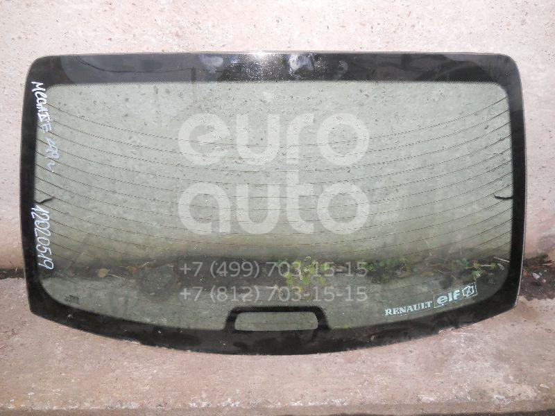Стекло заднее для Renault Megane 1996-1999 - Фото №1