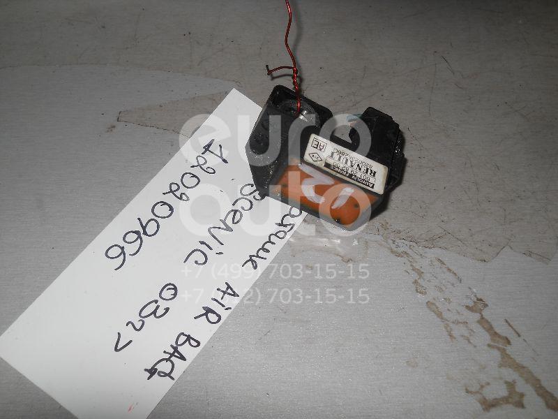 Датчик AIR BAG для Renault Scenic 2003-2009;Megane II 2002-2009 - Фото №1