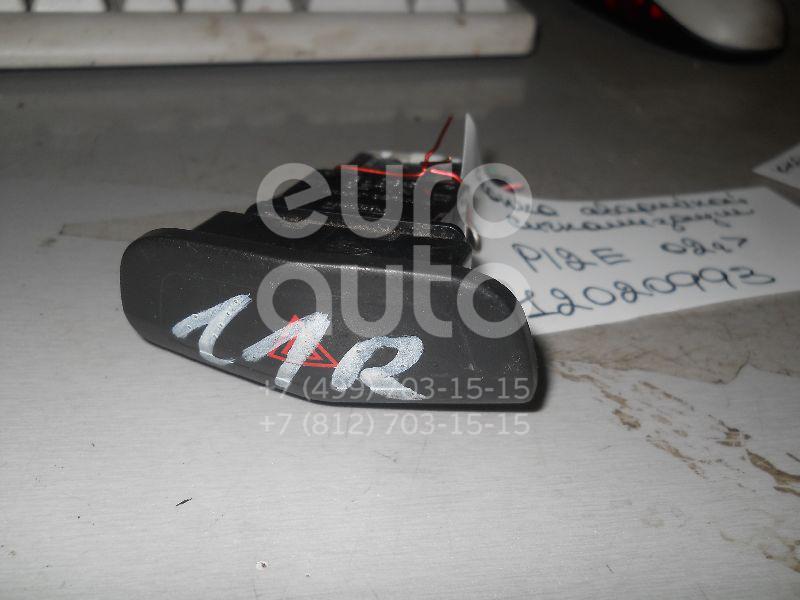 Кнопка аварийной сигнализации для Nissan Primera P12E 2002-2007 - Фото №1