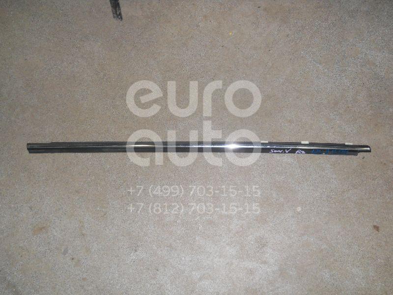 Накладка стекла заднего правого для Hyundai Sonata IV (EF)/ Sonata Tagaz 2001-2012 - Фото №1