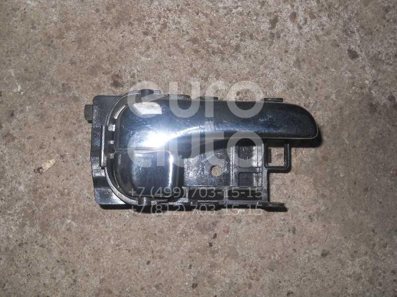 Ручка двери внутренняя для Nissan Primera P11E 1996-2002 - Фото №1