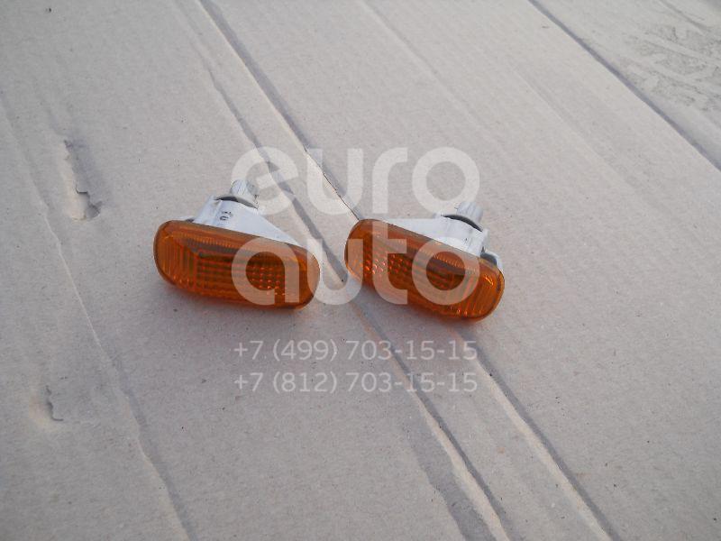 Повторитель на крыло желтый для Honda CR-V 2002-2006;Civic 2001-2005;Stream 2001-2005 - Фото №1