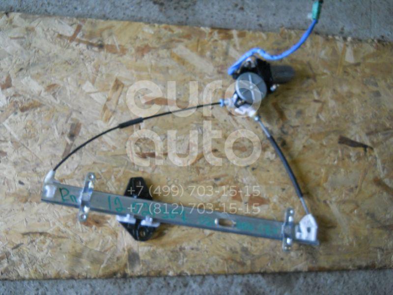 Стеклоподъемник электр. передний правый для Honda CR-V 2002-2006 - Фото №1