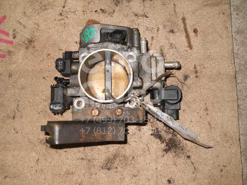 Заслонка дроссельная механическая для Honda CR-V 2002-2006 - Фото №1