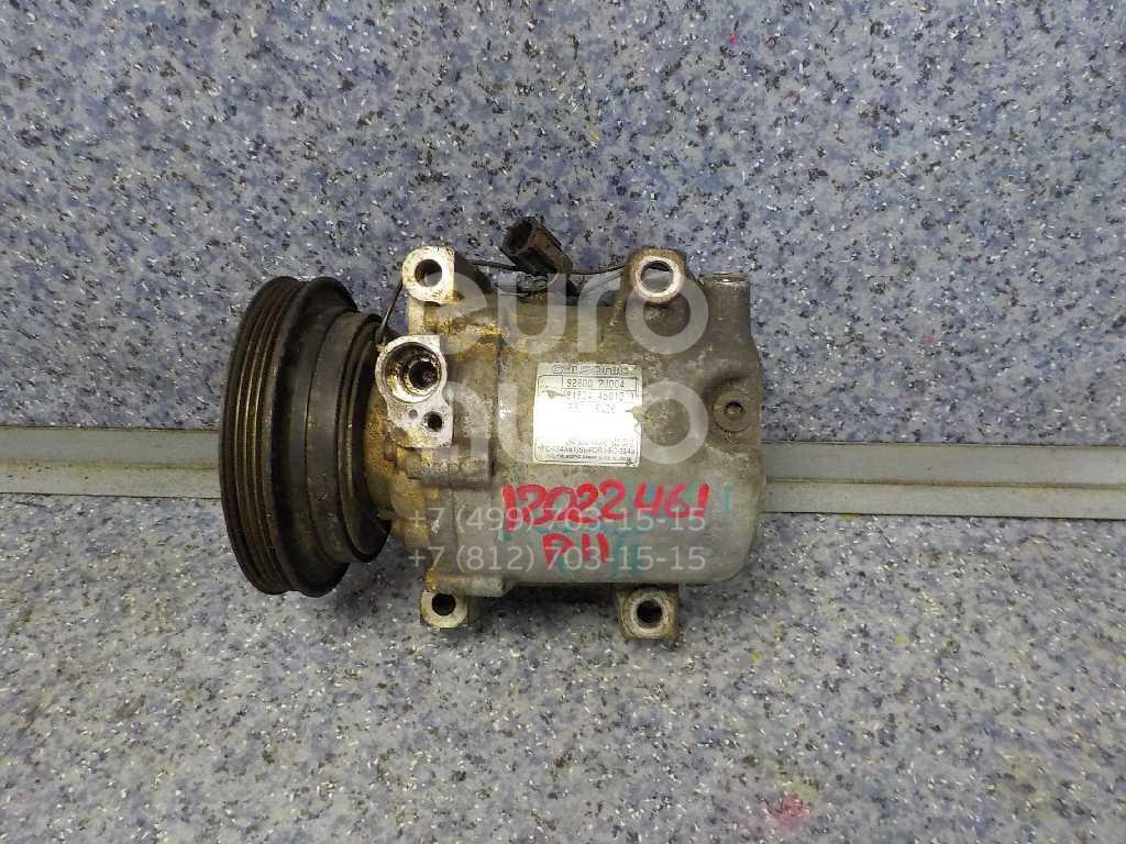 Компрессор системы кондиционирования для Nissan Primera P11E 1996-2002;Primera WP11E 1998-2001 - Фото №1