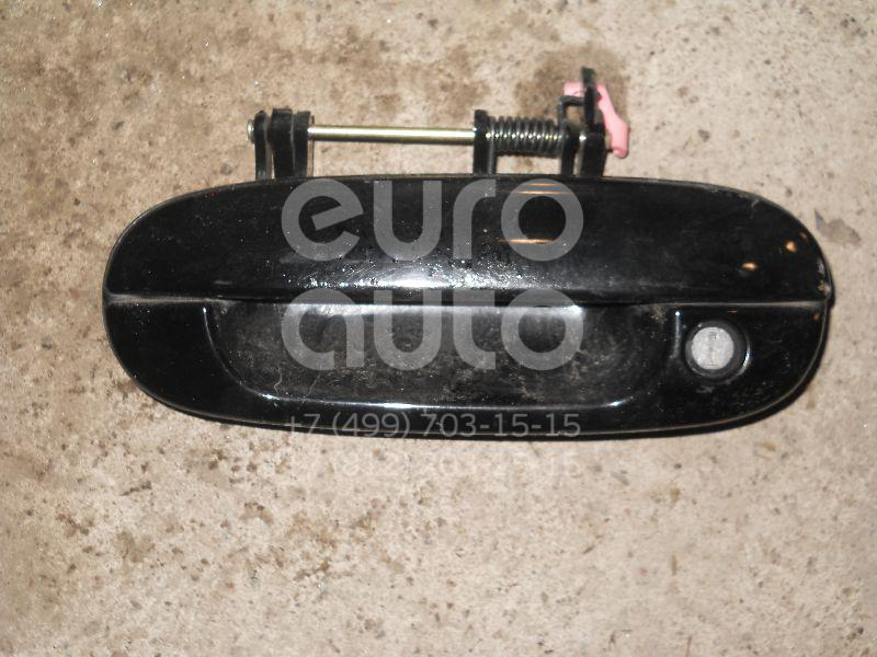 Ручка двери передней наружная левая для Chevrolet Trail Blazer 2001-2010 - Фото №1