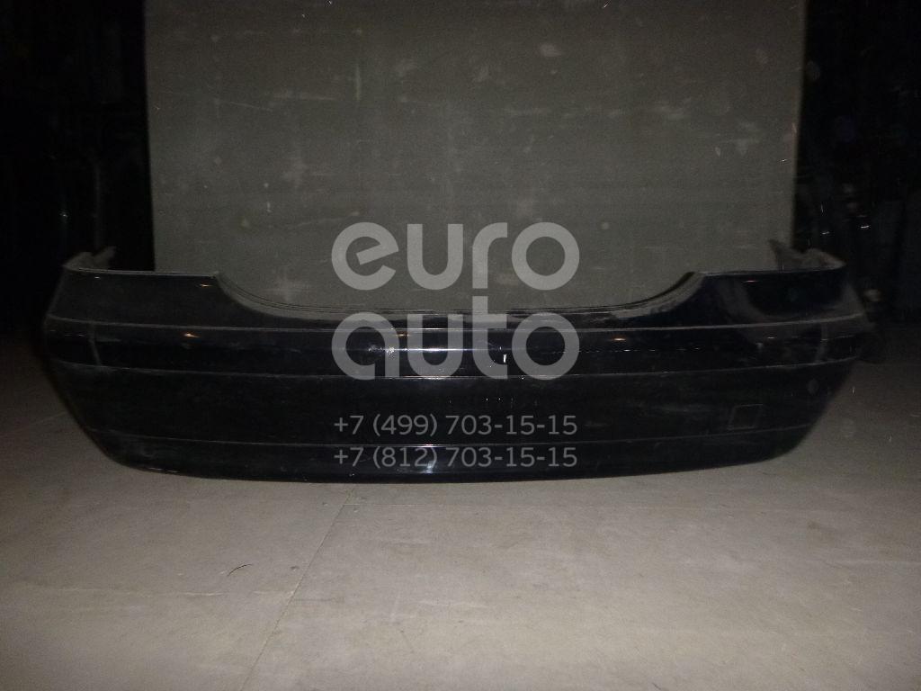 Бампер задний для Mercedes Benz W203 2000-2006 - Фото №1