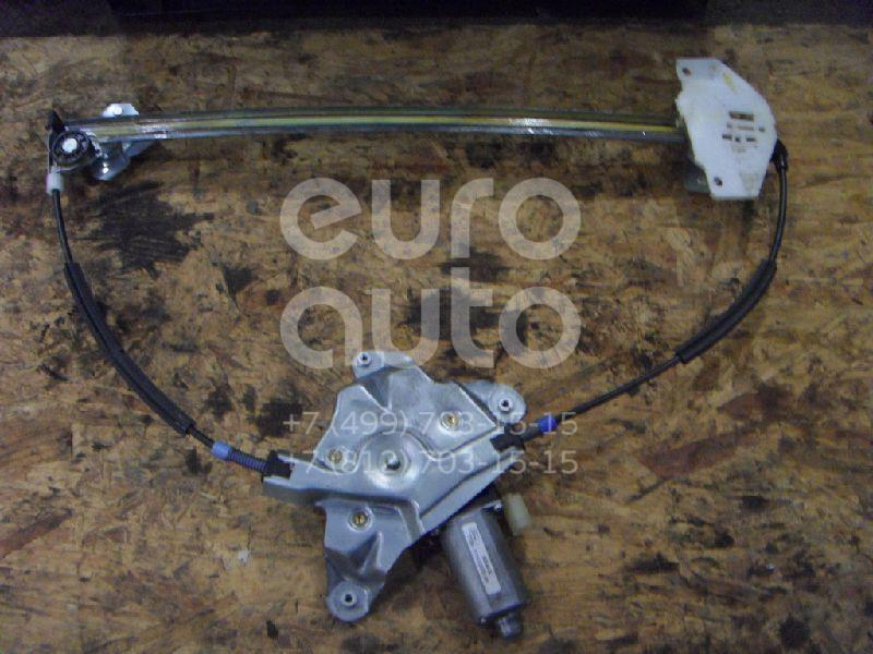 Стеклоподъемник электр. передний левый для Ford Transit/Tourneo Connect 2002-2013 - Фото №1