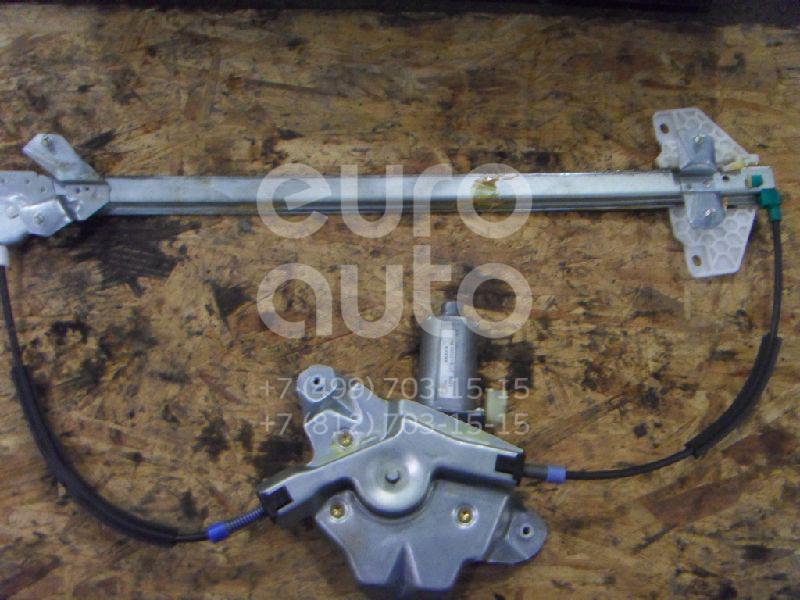 Стеклоподъемник электр. передний правый для Ford Transit Connect 2002> - Фото №1