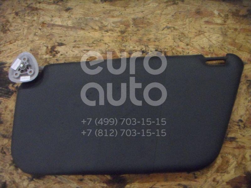 Козырек солнцезащитный (внутри) для Ford Transit/Tourneo Connect 2002-2013 - Фото №1