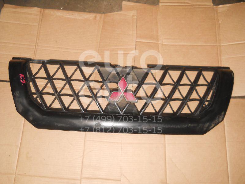 Решетка радиатора для Mitsubishi Pajero/Montero Sport (K9) 1998-2008 - Фото №1